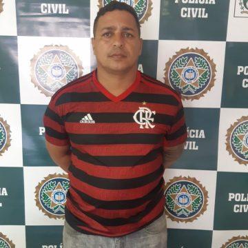 Policiais civis prendem homem apontado como chefe de milícia em Nova Iguaçu