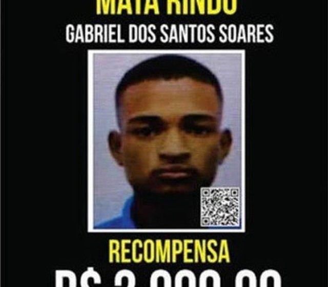 Traficante conhecido como Mata Rindo é morto em confronto com a polícia em Niterói