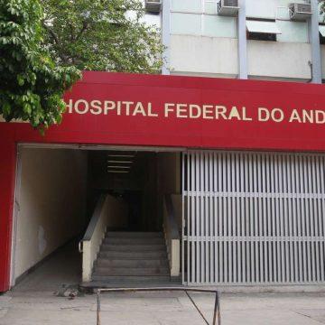 Hospital do Andaraí é interditado pelo Cremerj