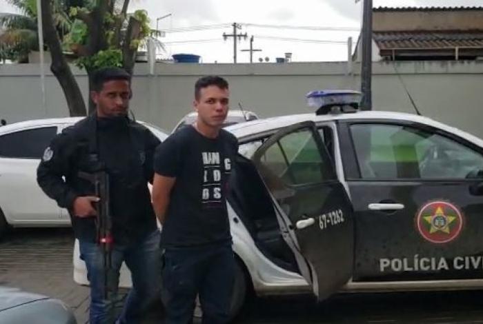 Polícia prende suspeito de participar de assassinato de estudante em Nova Iguaçu