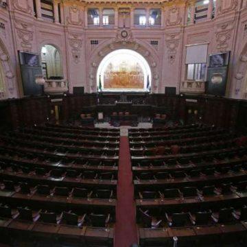 Alerj empurra para o próximo semestre votação de lista de presença de deputados