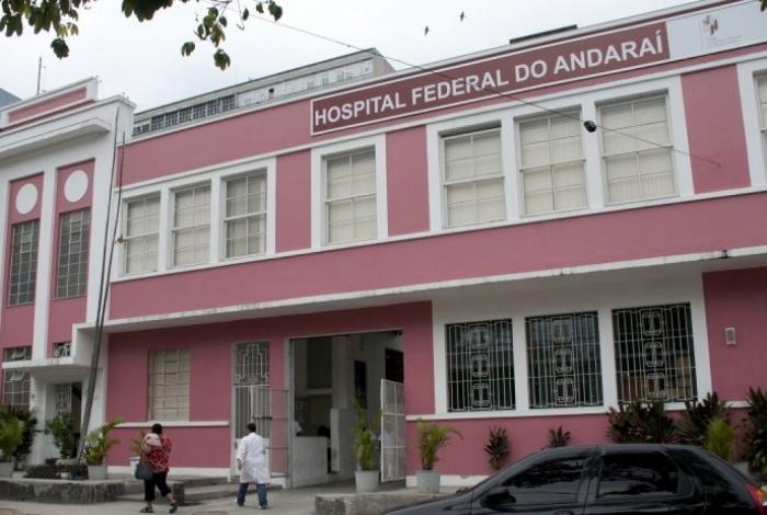 Vistoria constata falta de médicos no Hospital do Andaraí