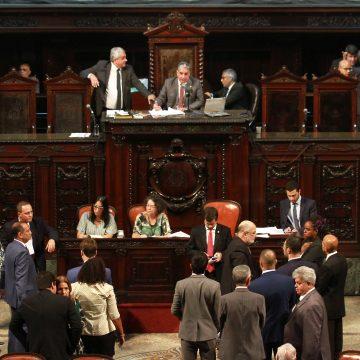 Projeto que garante mais transparência na Alerj volta ao plenário nesta quarta-feira