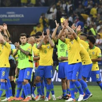 Brasil enfrentará o Paraguai nas quartas de final da Copa América