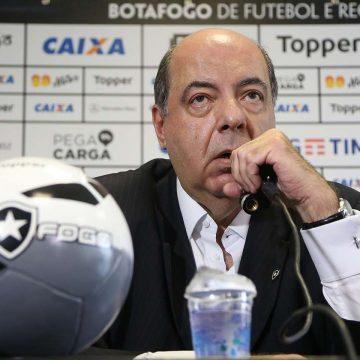 Justiça encontra R$ 33,22 nas contas do Botafogo e desbloqueia valor