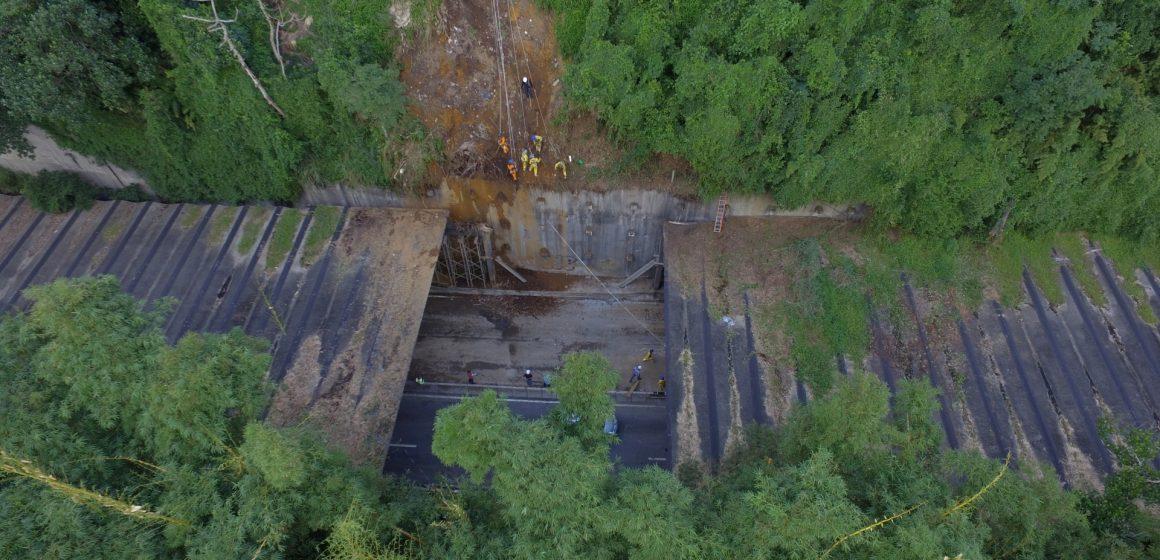 CPI do Túnel Acústico fará vistoria no local do desabamento