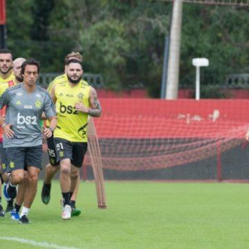 Flamengo agenda jogo-treino para o próximo sábado