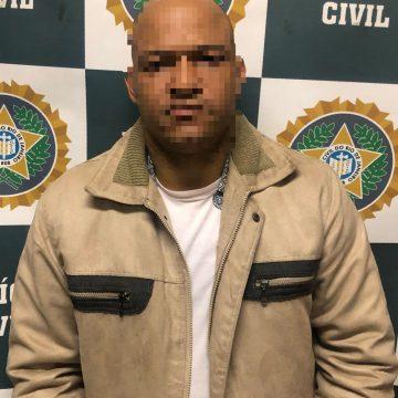 Estuprador que estava foragido é preso em Nova Iguaçu