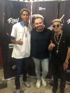 Fenômenos do Funk reunem convidados em show na Zona Oeste do Rio.