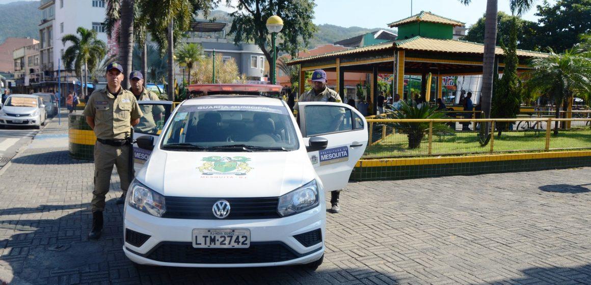 Roubo de veículos tem queda de 58% no município de Mesquita