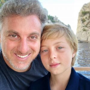 Filho de Huck e Angélica recebe alta de hospital após acidente