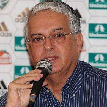 Dirigente confirma interesse do Fluminense em goleiro do Corinthians