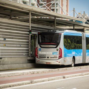 BRT do Rio passa a ter fiscais para evitar calotes