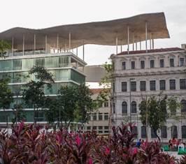 Últimos dias de entrada gratuita no Museu de Arte do Rio – MAR