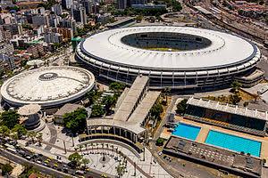 Copa América interdita entorno do Maracanã a partir de amanhã