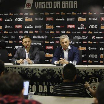 Vasco apresenta novo diretor executivo de futebol: André Mazzuco