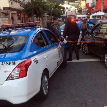 PM impede roubo a carro e troca tiros com bandidos no Rio Comprido