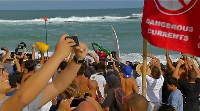 MPF recomenda medidas para manter as praias de Saquarema limpas durante Mundial de Surfe no RJ