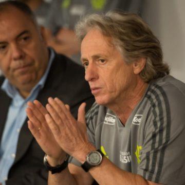 Em primeiro contato com jogadores, Jesus fala da chance do Flamengo ir ao Mundial