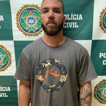 Homem é preso ao tentar transportar mais de 30 kg de crack para o Complexo da Maré