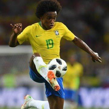 Tite convoca Willian para o lugar de Neymar na seleção brasileira para Copa América