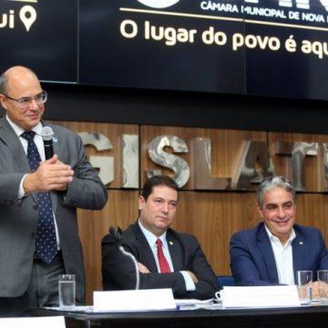 Witzel anuncia a expansão do Segurança Presente para a Baixada Fluminense com a parceria da Alerj