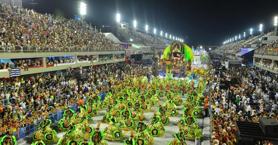 Imperatriz entra na Justiça para impedir 'desvirada' de mesa no carnaval carioca