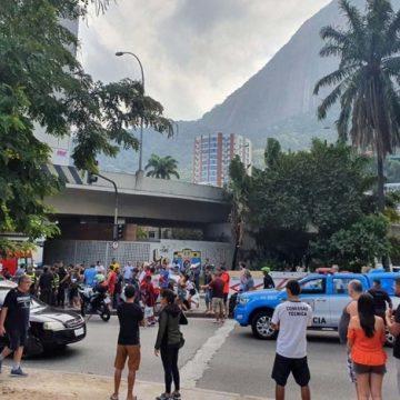 Justiça decreta prisão de morador de rua que esfaqueou três no Rio