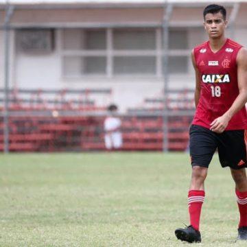 Flamengo estaria perto de vender promessa para clube inglês por cerca de R$ 170 milhões