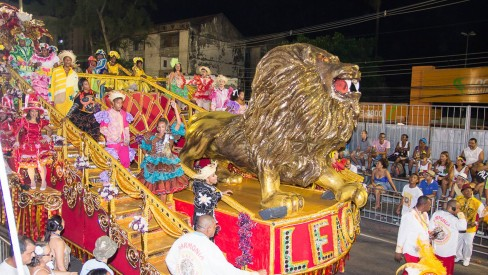 Grupo B do carnaval do Rio pode voltar a desfilar no Sambódromo após sete anos