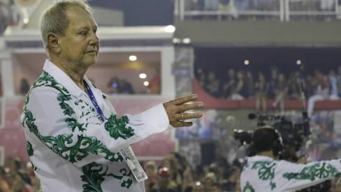 Luizinho Drumond renuncia ao cargo de presidente da Imperatriz após 40 anos à frente da escola