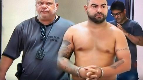 DH de Niterói faz operação contra milícia ligada a Orlando Curicica em Itaboraí