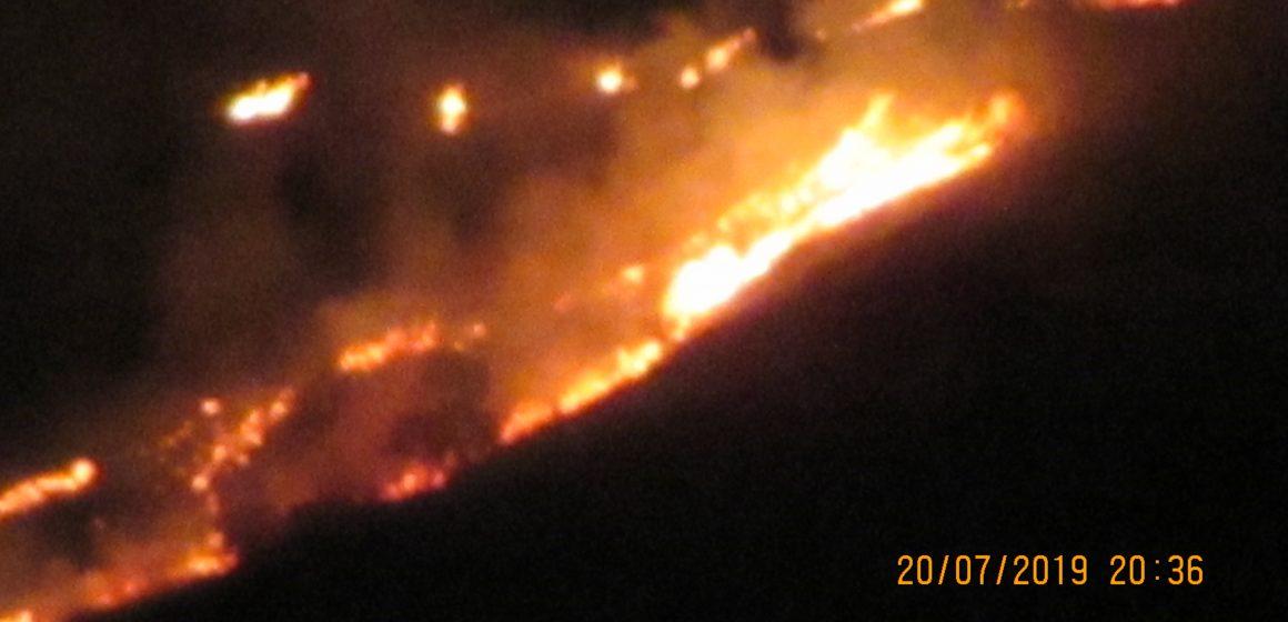 """S.O.S:""""Nova Iguaçu em chamas"""".Incêndios na Serra de Madureira Centro de Nova Iguaçu levou pânico e terror no sábado dia 19; """"Um alerta Urgente as autoridades."""""""
