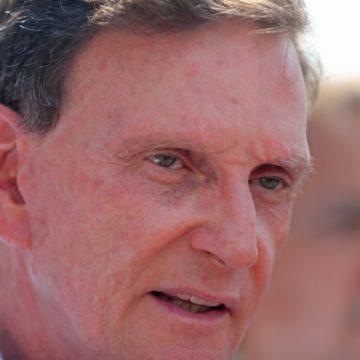 Prefeito Marcelo Crivella quer R$ 700 milhões da Lava Jato