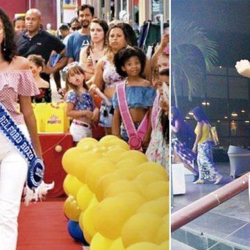 Jovem supera trauma e vence concurso de beleza na Baixada Fluminense