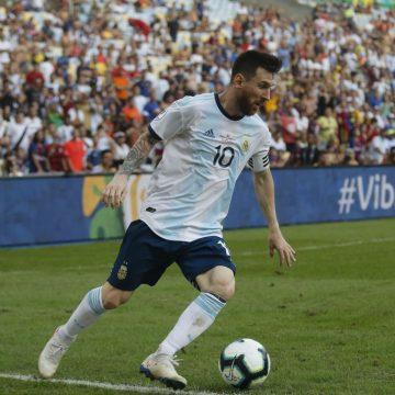 Argentina e Chile disputam terceiro lugar da Copa América