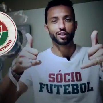 Fluminense anuncia a contratação de Nenê