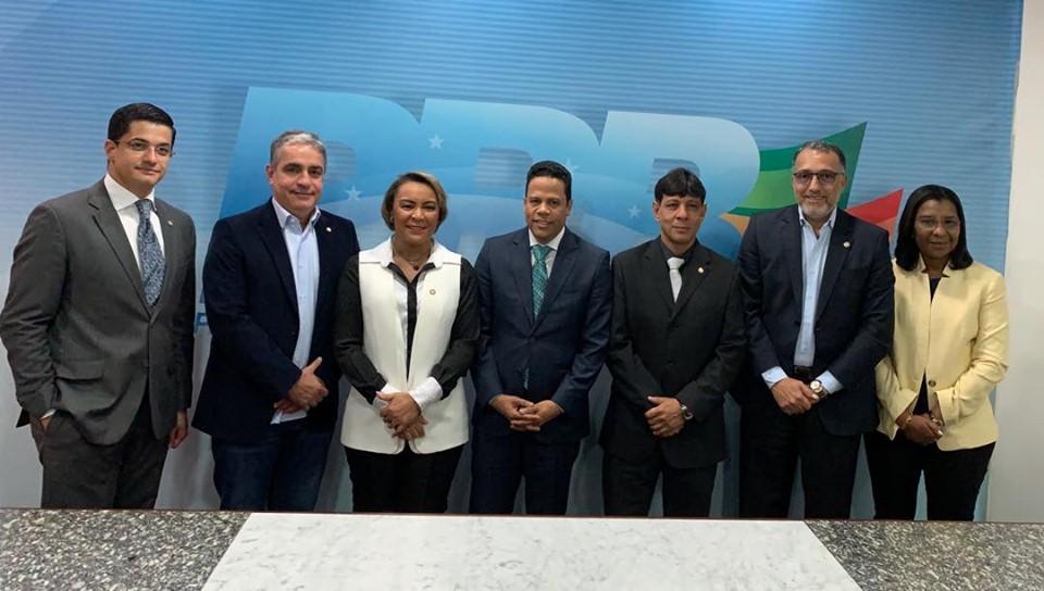 PRB do Rio de Janeiro empossa nova diretoria e presidente da Alerj Dep. André Ceciliano marcou presença