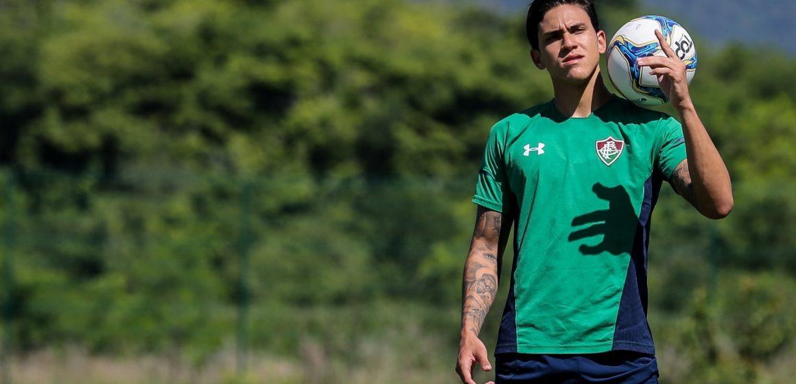 Após negar oferta do Flamengo, Fluminense inscreve Pedro na Sul-Americana