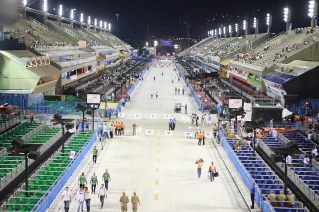 Riotur divulga preços de ingressos dos setores turísticos do Sambódromo para o carnaval de 2020