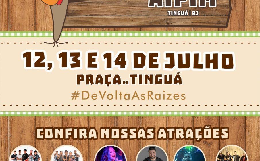 12a Festa do aipim agita neste final de semana em Tingua Nova Iguaçu