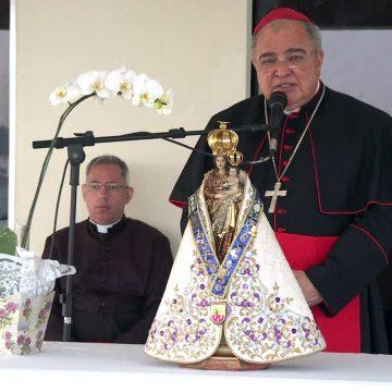 Rio recebe imagem peregrina da Virgem de Nazaré