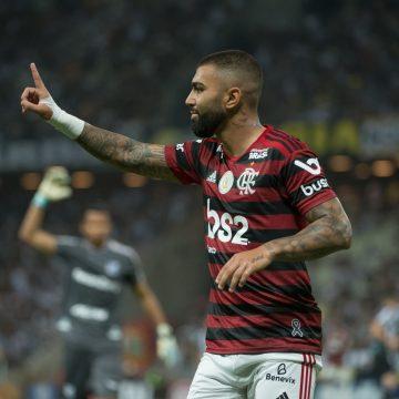Segue o líder! Flamengo vence Ceará no Castelão e assume a ponta do Brasileiro
