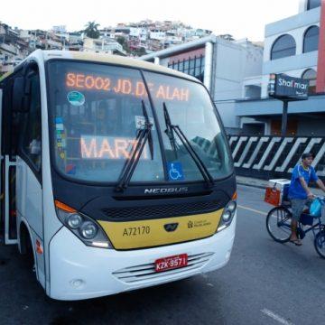 Sem troco, valor da passagem de ônibus diminui no Rio de Janeiro