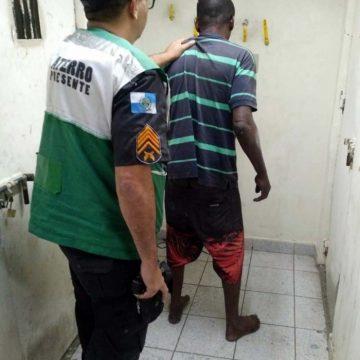 Homem é preso por tentar estuprar mulher no Aterro do Flamengo