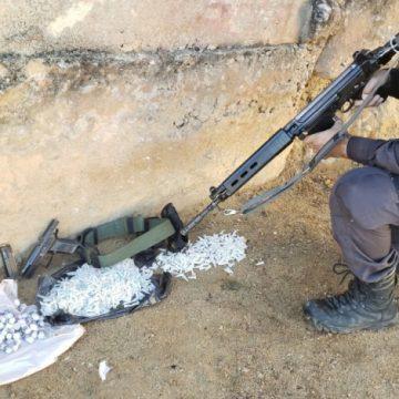 Três suspeitos são baleados durante operação em São Gonçalo