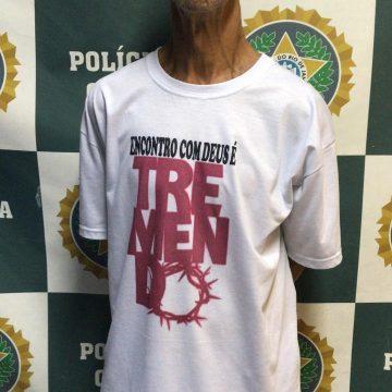 Idoso é preso por estuprar crianças em Nova Iguaçu