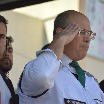 """""""Ele precisa olhar mais para o Rio de Janeiro"""", diz Governador Witzel sobre presidente Bolsonaro"""