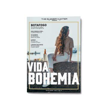 NOVA REVISTA RETRATA A 'VIDA BOHEMIA' DOS CARIOCAS