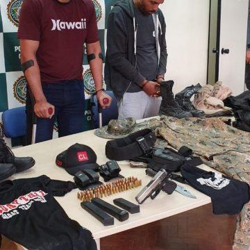 Polícia prende suspeitos de controlar areais da milícia em Seropédica